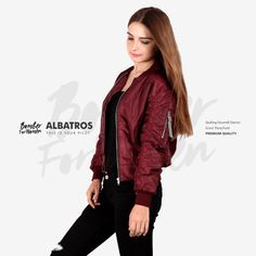 Albatros Bomber For Women
