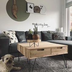 Yeah! Eindelijk een nieuwe salontafel gevonden! Zo blij mee🖤#interieur #interior4all #interiorinspiration #inspiration #instagood…