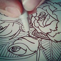 Tattooentwurf