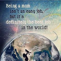 Being a mom isn't an easy job, but it's definitely the best job in the world!  #mamaquote #mamaspruch #quotepic #mamalife #mamajob #lebenmitkindern #wirliebenkinder #hobeaquote #mamaquotes #baby #family #letterquotes #mamaleben #momlife #happymother #mother #bestjob #mutter #lebenalsmama #love #zitat #mama #mamazitat #beingamom #beingamommy #mami #motherhood #child