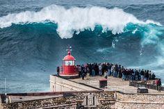 Giant Wave, Nazare, Portugal Photo | One Big Photo