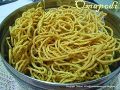 Omapodi Diwali Snacks, Vegetarian Recipes, Cooking Recipes, Recipes In Tamil, Evening Snacks, Chaat, Buckwheat, Dumpling, Cauliflower