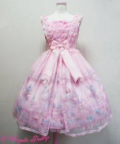 Angelic Pretty Milky Swanジャンパースカート