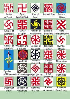 :::: ✿⊱╮☼ ☾ PINTEREST.COM christiancross ☀❤•♥•* :::: Slavonic pagan - Pesquisa Google