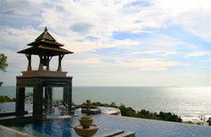 World's Most Extraordinary Swimming Pools - Pimalai Resort. By gkamin