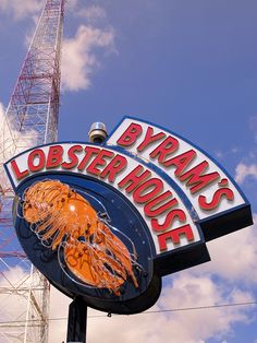 Byram's Lobster House....Richmond, Virginia