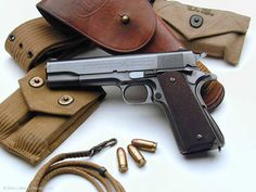 Colt Automatic Pistol and Revolver Information - 22 years of Service to Colt Firearms Collectors Colt 1911, Colt 45, M1911 Pistol, Revolver Rifle, Revolvers, Weapons Guns, Guns And Ammo, Rifles, 45 Acp