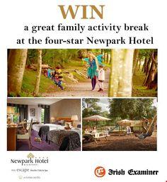 Win a Break away to Newpark Hotel, Kilkenny - http://www.competitions.ie/competition/win-break-away-newpark-hotel-kilkenny/