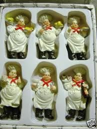 Italian Fat Chef Magnets Ooh My Gosh I Want These It Will Go With All Chef Kitchen Decorkitchen