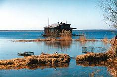 Lake Engure Nature Park - Latvia