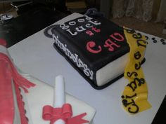 Client graduated high school and is headed to Clark Atlanta University (CAU) to.study criminal justice. KMAREESCAKES