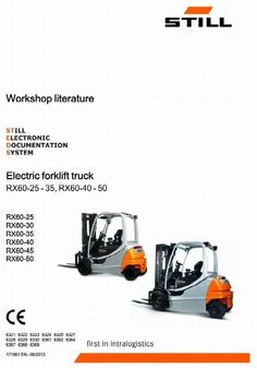 toyota reach lift truck 7bdru15 7bru18 7bru23 7bsu20 7bsu25 rh pinterest com Manual Lifting Yale Forklift Manual