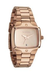 The Small Player - All Rose Gold | Nixon