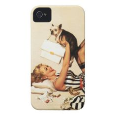 =>>Cheap          Vintage Naughty Puppy Love Pin Up Girl iPhone 4 Case           Vintage Naughty Puppy Love Pin Up Girl iPhone 4 Case in each seller & make purchase online for cheap. Choose the best price and best promotion as you thing Secure Checkout you can trust Buy bestDeals          V...Cleck See More >>> http://www.zazzle.com/vintage_naughty_puppy_love_pin_up_girl_case-179535703467504630?rf=238627982471231924&zbar=1&tc=terrest