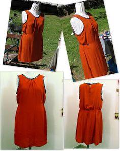 OrloSubito it: Vestito Active Arancione