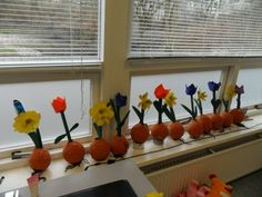 Preschool Lessons, Activities For Kids, Nature Table, Flower Power, Holland, Seasons, Drawings, Spring, Projects