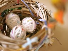 michele made me: Nest? Basket? I Do Not Know...