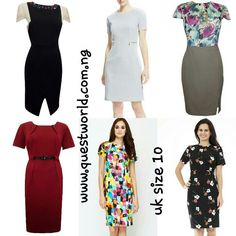 Happy EID-EL MAULUD. Size 10 Dresses. Free delivery all mth enter QWFREEDELIVERY on www.questworld.com.ng Pay on delivery within Lagos.Nationwide Delivery