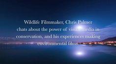 """Ocean Voices"" with AU Wildlife Filmmaking Professor Chris Palmer"