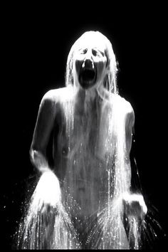 Bill Viola well, not really happy, but this work leaves no one untouched Bill Viola, Rite De Passage, Past Papers, Video Artist, Emotion, A Level Art, Human Condition, Expo, New Media