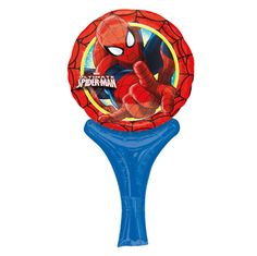Spider-Man Mini Balloon - 12 Foil