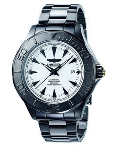 Invicta Men's 7113 Signature Automatic 3 Hand White Dial Watch