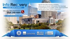 Info Recovery LLC is a well-established data recovery service provider based in Raleigh, NC. The company offers fast, affordable and reliable service that delivers cost-effective and confidential data recovery. #DataRecovery #DataLoss #HardDriveRecovery #RaidRecovery http://www.inforecovery.com/data-recovery-raleigh