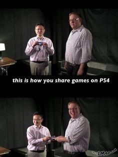 ROFL!!! How Sony trolls