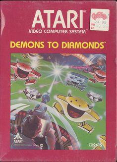 20 Old School Atari Games ~ Crazy Cool Gadgets Vintage Video Games, Retro Video Games, Vintage Games, Retro Games, Vintage Toys, Arcade Retro, Playstation, Pc Engine, Retro Videos