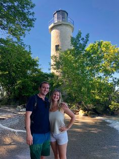 If you want to know what to do on Pelee Island, you've come to the right place. There are a ton of things to do on Pelee Island - I've got you covered! Discover Canada, Us Travel, Ontario, Places To Visit, Lighthouses, Island, Explore, Couple Photos, Road Trips