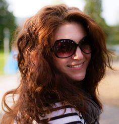 Copper Red, Sunglasses, Fashion, Moda, Fashion Styles, Sunnies, Shades, Fashion Illustrations, Eyeglasses