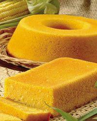 Blog da Panela e Fundidos: Receita de Bolo de Milho da Comadre