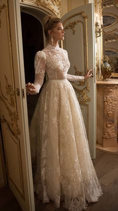 Galit robinik 2019 wedding dresses princess bridal collection galit robinik 2019 wedding dresses wedding dresses bridalgown weddinggown weddingdress bridedress source by the most romantic bridal hairstyle to get an elegant look Top Wedding Dresses, Wedding Dress Trends, Princess Wedding Dresses, Bridal Dresses, Wedding Gowns, Wedding Ideas, Lace Wedding, Rustic Wedding, Muslim Wedding Dresses
