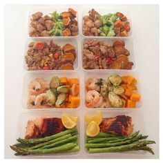 Meal Prep by myfitnhealthylifestyle