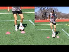 2 Cone Drill | Beast Mode Soccer | YFutbol - YouTube