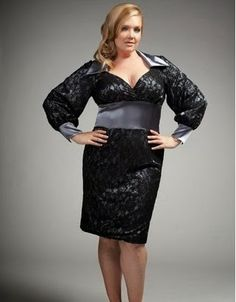The Zina Dress from Queen Grace -- My only reservation is the sleeves. Plus Size Dresses, Plus Size Outfits, Dresses For Work, Formal Dresses, Pretty Dresses, Curvy Fashion, Plus Size Fashion, Big And Tall Outfits, Plus Size Men