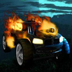 The zombie truck - Jocuri cu masini - Jocuri100.ro