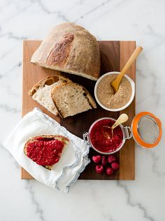 Raspberry Chia Jam! a house in the hills - interiors, style, food, and dogs