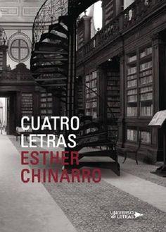 Cuatro letras - Esther Chinarro. thriller (190) S O