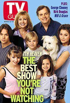 7th Heaven. I need this issue of TV guide!