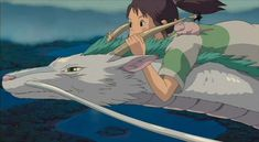 Spirited Away - so strange but so impossible to forget