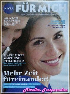 Die aktuelle Ausgabe Nivea Für mich.