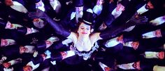 Satine aka The Sparkling Diamond in Moulin Rouge!