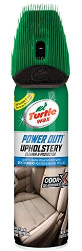 Turtle Wax Power Out Upholstery Cleaner Odor Eliminator 18 oz * Continue to the product at the image link. (This is an affiliate link) Diy Upholstery Cleaner, Power Out, Rubber Mat, Odor Eliminator, Automotive Tools, Diy Tools, Deep Cleaning, Light In The Dark