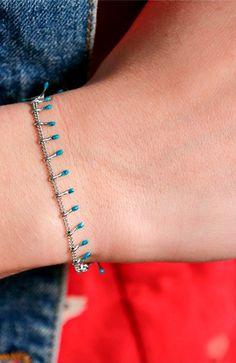 Turquoise Chain Drops Dainty Bracelet • Stainless steel blue epoxy Resin Bar Bracelet • Women Summer Gift Blue Bar, Bronze Jewelry, Swarovski Crystal Necklace, Dainty Bracelets, Birthday Gifts For Women, Affordable Jewelry, Steel Chain, Stainless Steel Bracelet, Helpful Tips