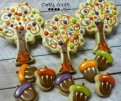 Funky Cookie Art