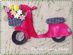 Applique...........By Churi Chuly Shop
