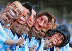 Torcida argentina