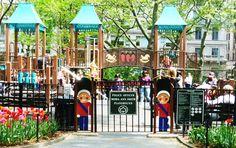 Moira Playground at Madison Square Park