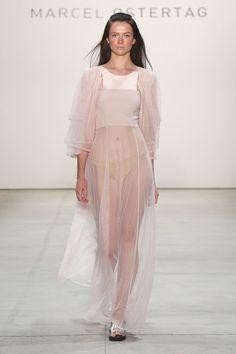 Marcel Ostertag at New York Fashion Week Spring 2017 - Runway Photos